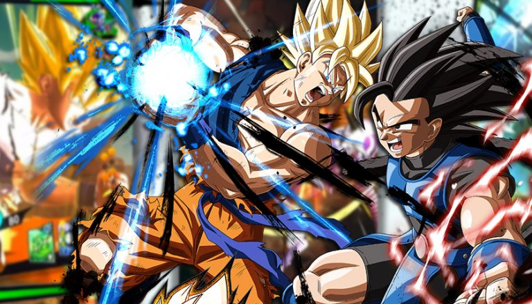 Dragon ball legends le myst rieux saiyan se nomme - Tout les image de dragon ball z ...