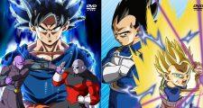 Dragon Ball Super : Sorties des DVD 37 et 38 au Japon