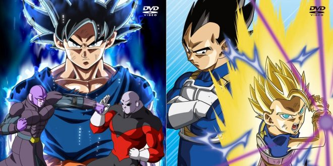 Dragon Ball Super : Sorties des DVD 37 et 38 au Japon