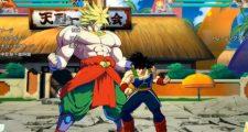 Dragon Ball FighterZ : Gameplay de Bardock et Broly