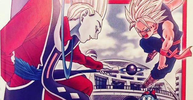 Dragon Ball Super : Chiffres de vente du tome 5 pour la première semaine au Japon