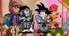La vérité sur le manga Dragon Ball - FAQ d'Akira Toriyama