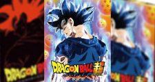 Dragon Ball Super : Packaging de la BOX 10 DVD Blu-ray japonaise