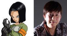 Shigeru Nakahara - C17 fait ses adieux à Dragon Ball Super