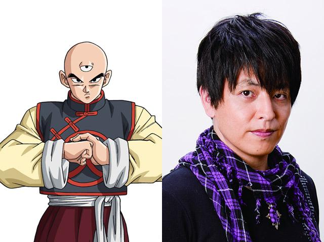 Dragon Ball Super - Le casting commente la fin de la série Hikaru Midorikawa (Tenshinhan)