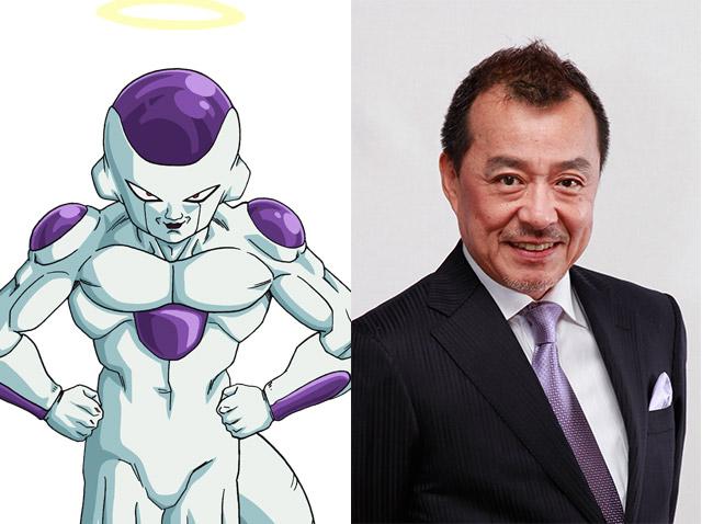 Dragon Ball Super - Le casting commente la fin de la série - Freezer