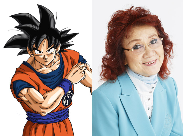Dragon Ball Super - Le casting commente la fin de la série - Masako Nozawa - Goku - Gohan