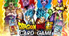 Dragon Ball Super Card Game disponible en français en France