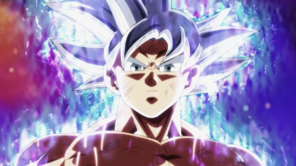 Gokû Super Saiyan Ultra Instinct