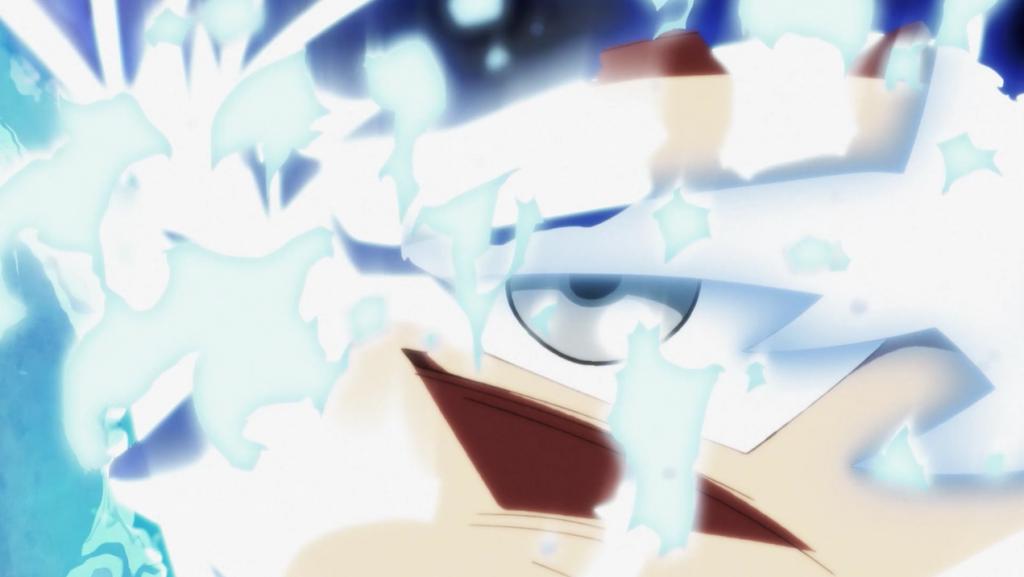 Gokû le plus fort de l'histoire en Ultra Instinct