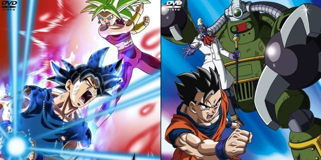 Dragon Ball Super : Sorties de la BOX 10 DVD Blu-ray et des DVD 39 et 40 au Japon
