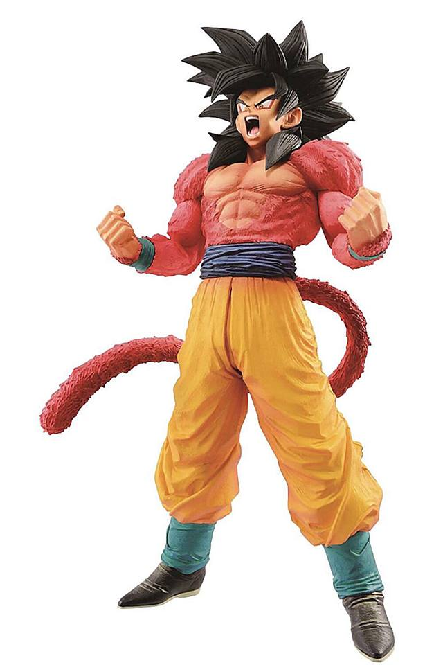 Dragon Ball GT - SUPER MASTER STARS PIECE The Super Saiyan 4 Son Gokou