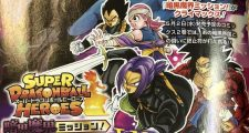Super Dragon Ball Heroes: Le volume 2 du manga sortira le 2 mai 2018 au Japon