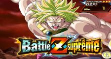 Dragon Ball Z Dokkan Battle : Broly - Battle Z Suprême
