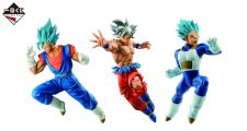 Nouvelle loterie Ichiban KUJI : Dragon Ball Chō Senshi Battle Retsuden