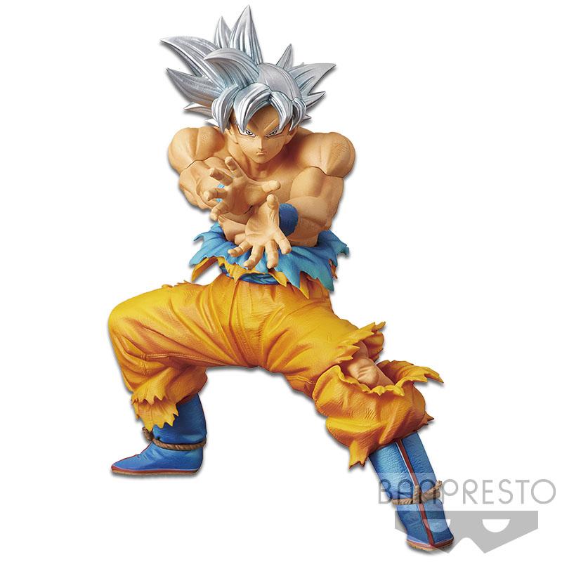 Banpresto : Goku Ultra Instinct The Super Warriors