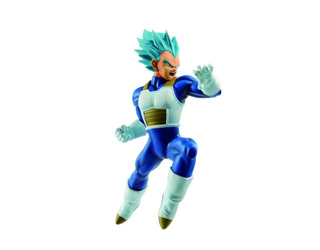 Lot B - Figurine Vegeta Super Saiyan Blue