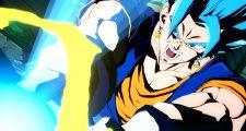 Dragon Ball FighterZ : Gameplay de Vegetto Blue