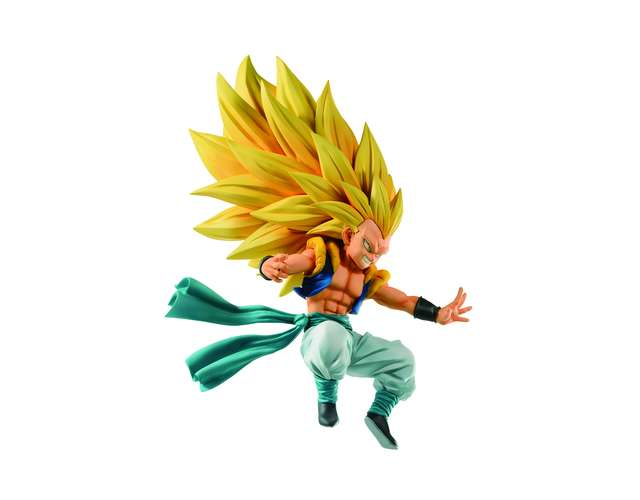 Lot E - Figurine Gotenks Super Saiyan 3