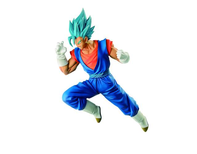 Lot F - Figurine Vegetto Super Saiyan Blue