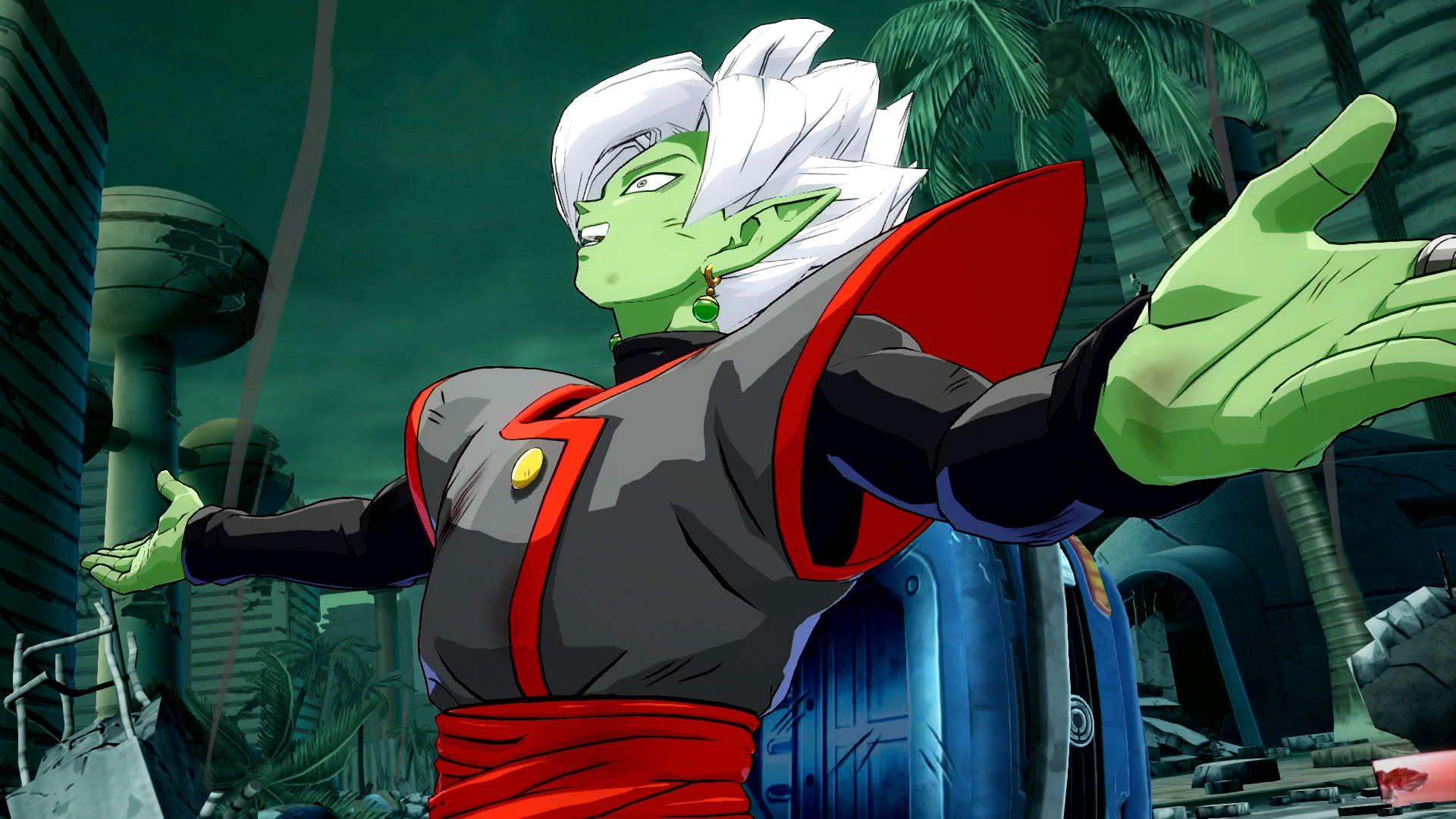 Dragon Ball FighterZ : Zamasu Fusionné