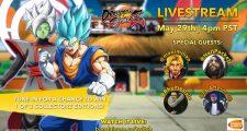 Dragon Ball FighterZ : Un Livestream de Bandai Namco le 30 mai pour Vegetto Blue et Zamasu Fusionné