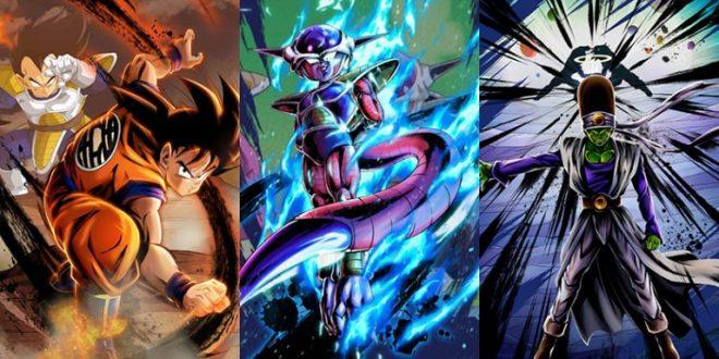 Dragon Ball Legends : Les 32 personnages du lancement