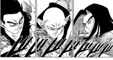 Dragon Ball Super Chapitre 36 : Premières images