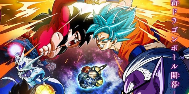 L'anime Super Dragon Ball Heroes annoncé