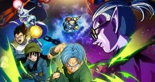 Le synopsis officiel de l'anime Super Dragon Ball Heroes dévoilé