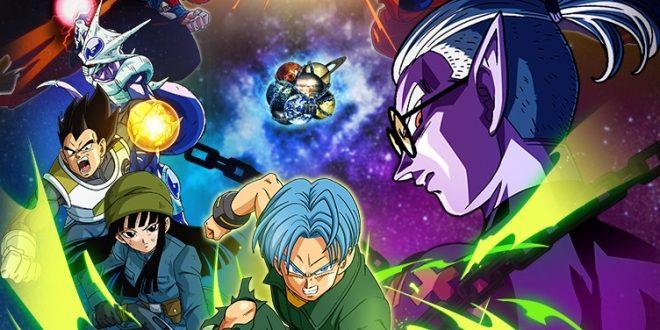 Le synopsis officiel de l'anime Super Dragon Ball Heroes dévoilé