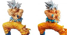 Banpresto : Goku Ultra Instinct The Super Warriors