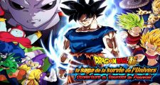 Dragon Ball Z Dokkan Battle : Dragon Ball Super - Saga de Survie de l'Univers - Ouverture du Tournoi du Pouvoir