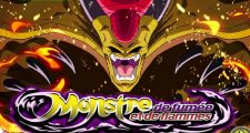 Dragon Ball Z Dokkan Battle : Monstre de Fumée et de Flammes