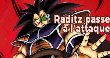 Dragon Ball Legends - Raditz passe à l'attaque