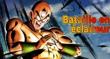 Dragon Ball Legends - Bataille en éclaireur - Tenshinhan