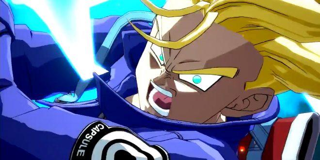 Dragon Ball FighterZ : Les nouveaux Dramatic Finishes de Vegetto Blue et Trunks contre Zamasu Fusionné