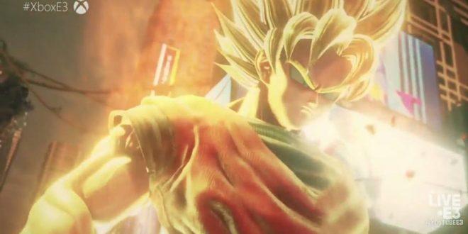 JUMP Force : Gokû et Freezer dans un nouveau jeu annoncé par Bandai Namco