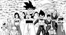 Dragon Ball Super : Le tome 7 sortira en septembre au Japon