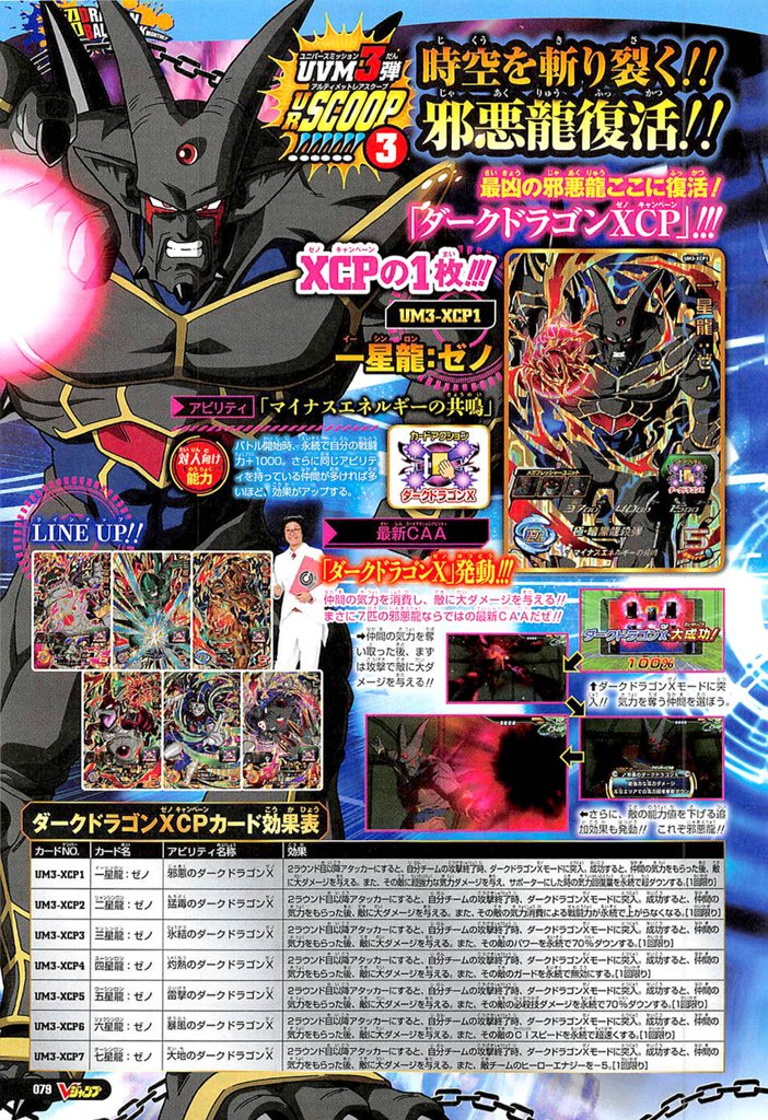 Super Dragon Ball Heroes Dark Dragon X