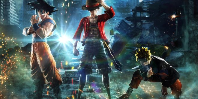 6 minutes de gameplay de JUMP Force