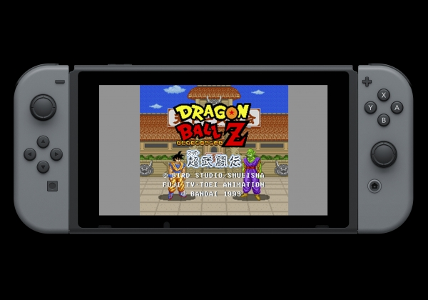 Dragon Ball Z Super Butoden Switch