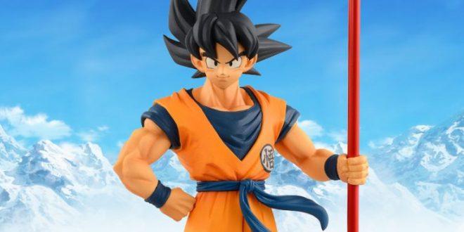 Premières figurines officielles du film Dragon Ball Super