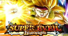 Dragon Ball Z Dokkan Battle : Super Eveil Historique Bardock SSJ3