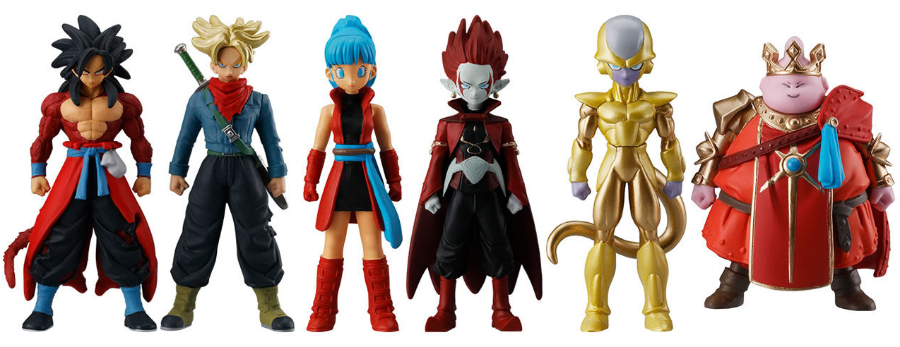 Super Dragon Ball Heroes : Les SKILLS FIGURE