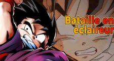 Dragon Ball Legends - Bataille en éclaireur - Son Gohan