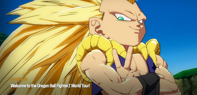 Tournoi Dragon Ball FighterZ World Tour