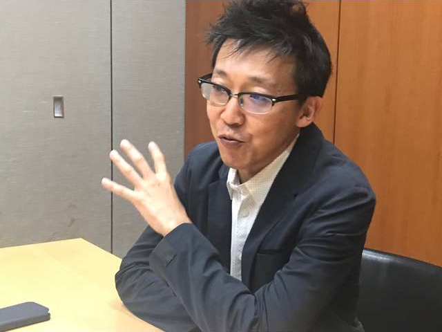 Interview d'Akio Iyoku, directeur de la Dragon Ball Room de la Shueisha