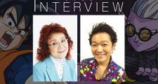 L'interview de Nozawa et Yamaguchi sur l'anime Super Dragon Ball Heroes