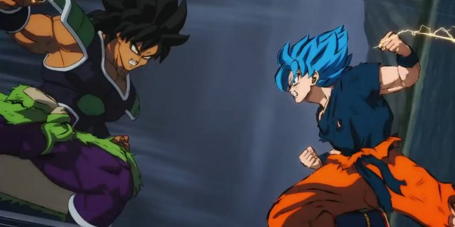 Dragon Ball Super BROLY : Nouveau trailer du film au Comic-Con San Diego 2018 !